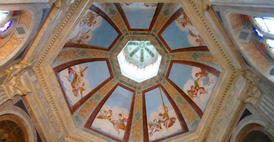 Fürstenmausoleum Stadthagen 10 Kuppel