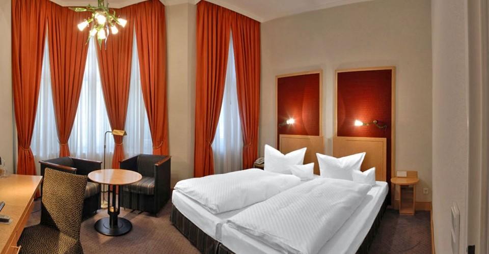 Zimmeransicht Domhotel Limburg