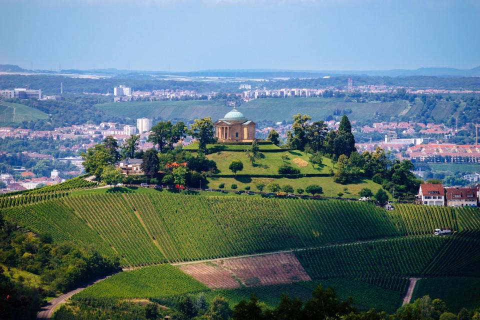 Stuttgart mit Umland