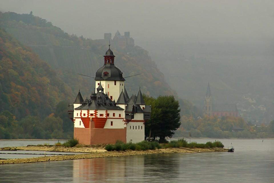 Burg Pfalzgrafenstein am Rhein