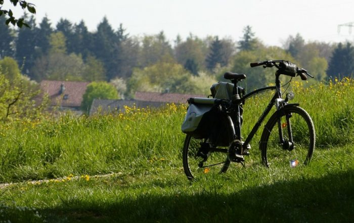 Mit dem Fahrrad durch die Fränkische Alb