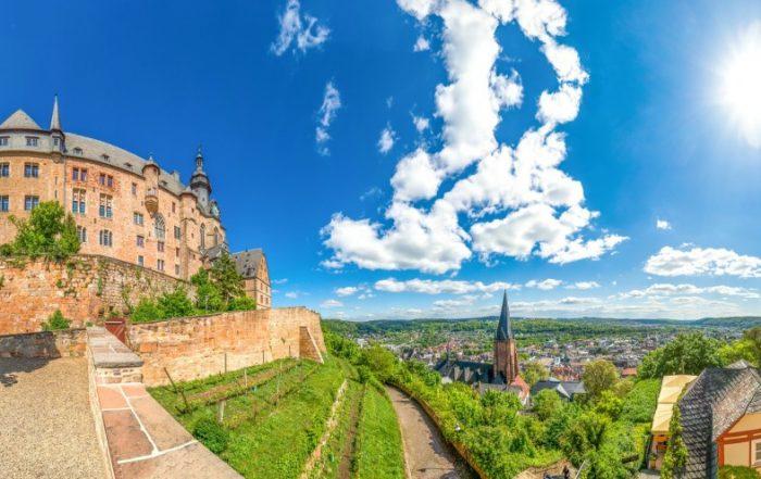 Landgrafenschloss, Marburg