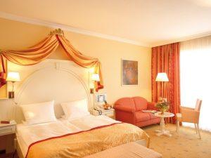 Parkhotel in Bad Füssing, Rottal - Inn, Zimmeransicht