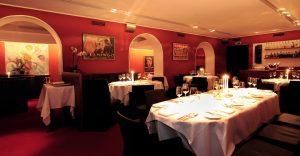Das Tiger-Gourmetrestaurant mit Küchenchef Christoph Rainer