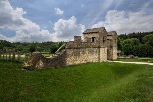 Römisches Kastell in Welzheim im Schwäbischen Wald