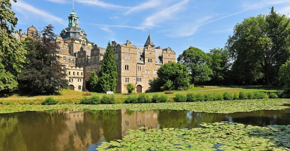 Schloss Bückeburg in Bückeburg