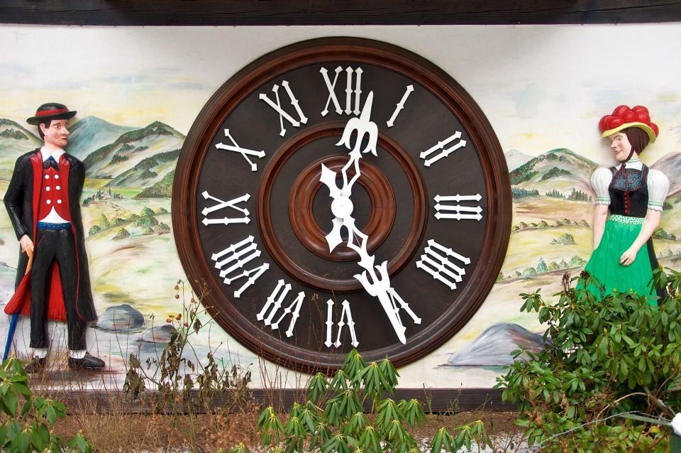Schwarzwälder Uhr