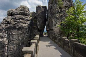 Wandern auf dem Malerweg in der Sächsischen Schweiz