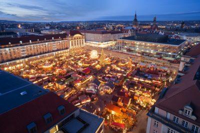 Dresden Striezelmarkt, Weihnachtsmarkt