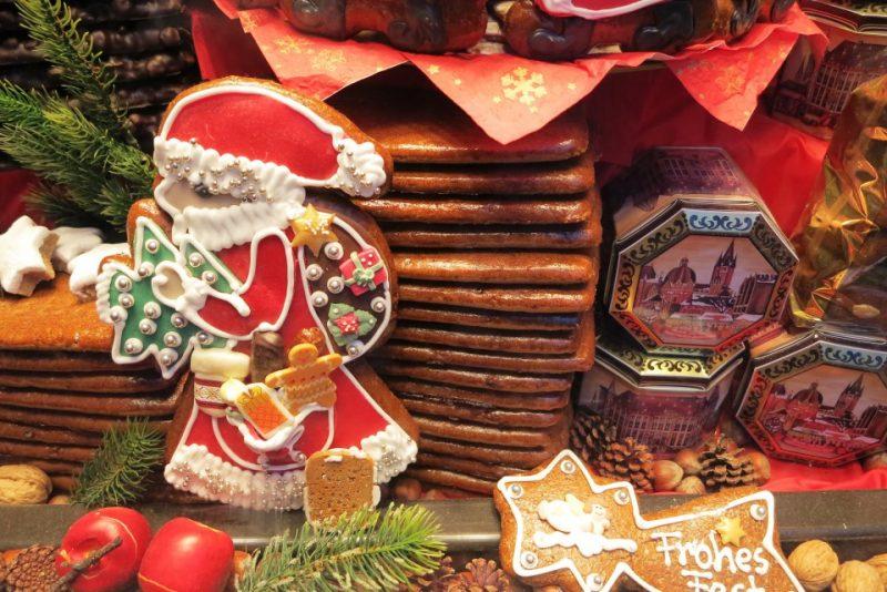 Aachener Printen auf dem Weihnachtsmarkt
