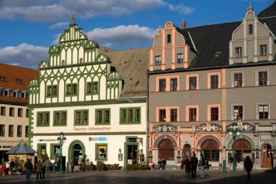 Markt, Weimar