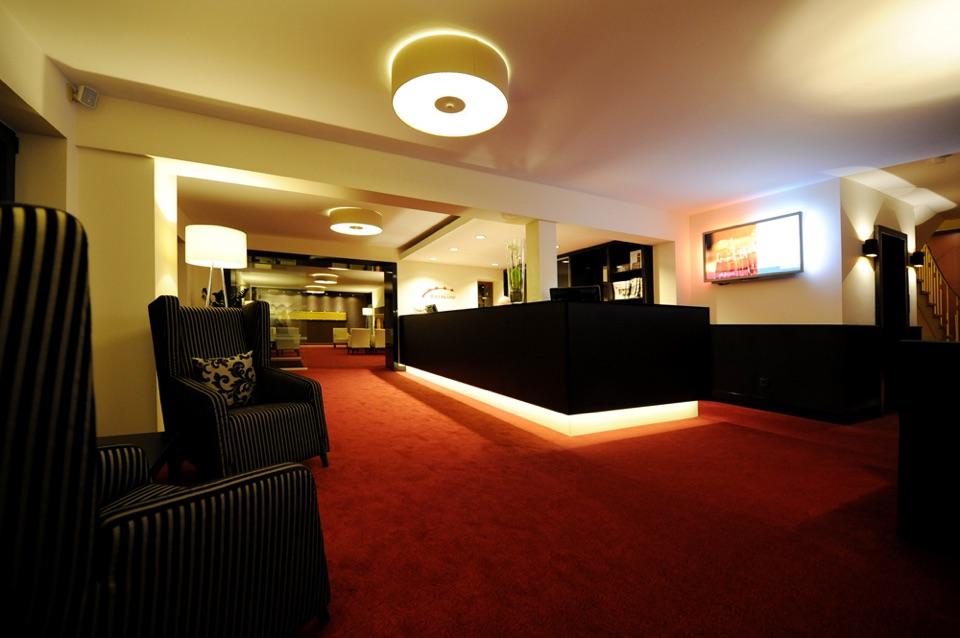 Lobby vom Hotel Haverkamp (Bremerhaven)