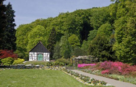 Botanischer Garten in Bielefeld