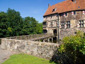 Brücke zur Burg Vischering