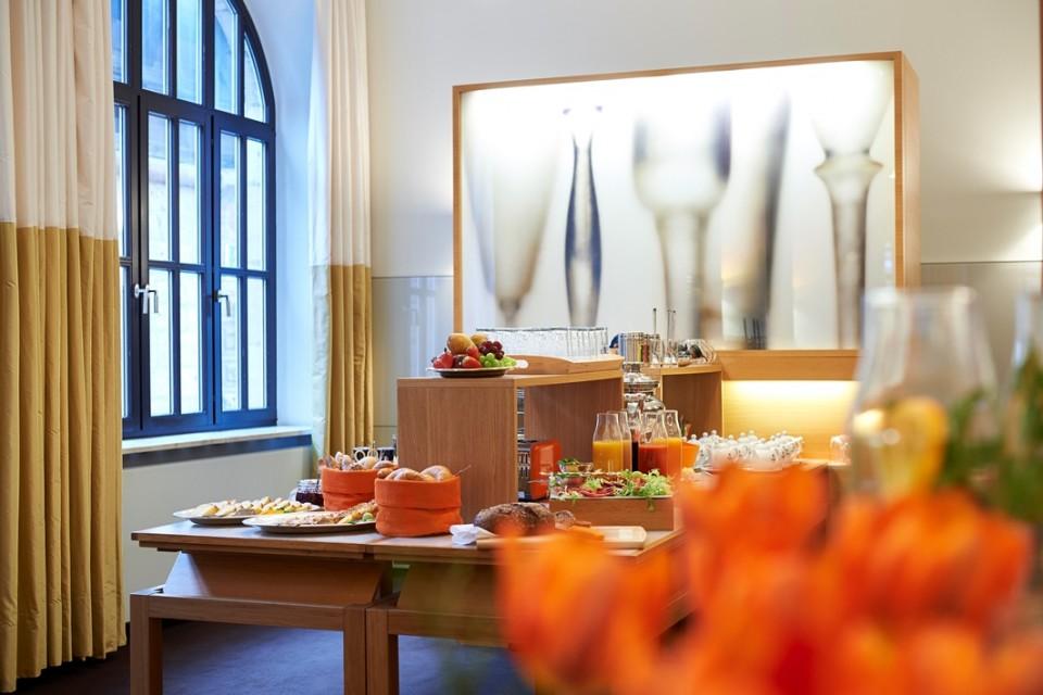 Hotel Victoria (Nürnberg): Frühstücksraum