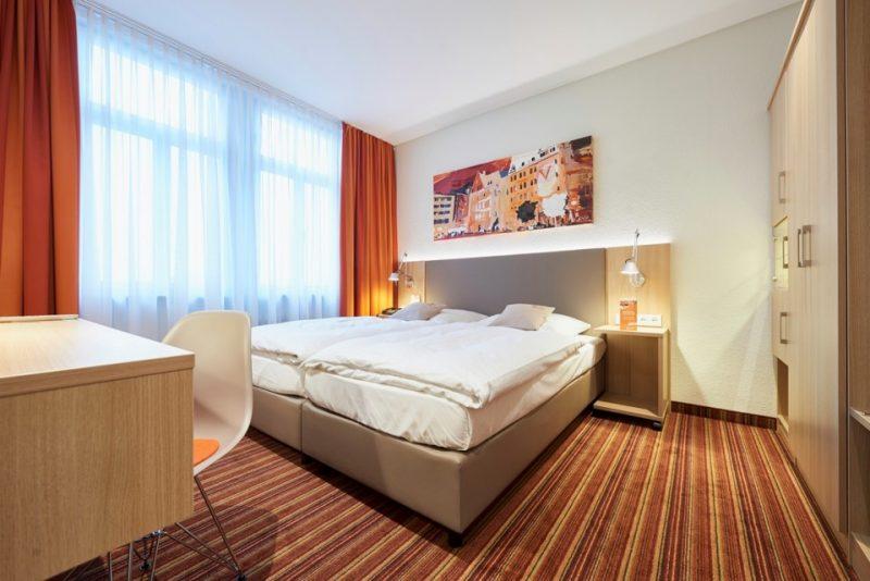 Zimmer im Hotel Victoria in Nürnberg