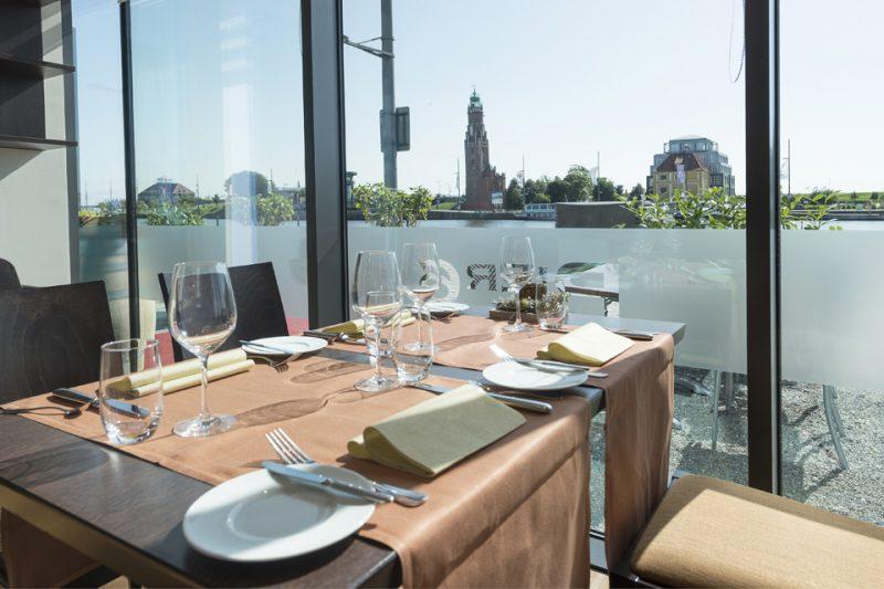 Restaurant in Bremerhaven: Pier 6 von Steffen Heumann