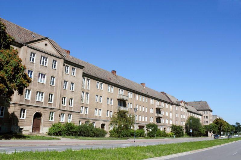 Eisenhüttenstadt Altneubauten