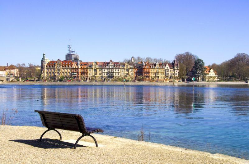 Musikerviertel in Konstanz am Bodensee