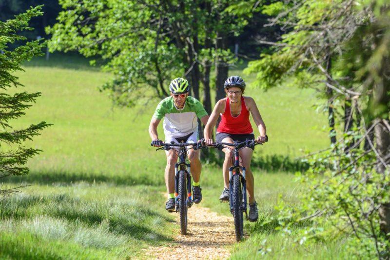 Füssen Umgebung mit Mountainbike Tour