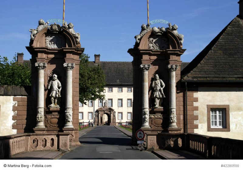Das Kloster Corvey in Höxter