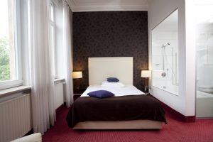 Hotel Bamberger Hof Bellevue, Zimmer