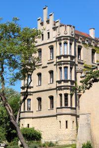 Königliche Villa in Regensburg