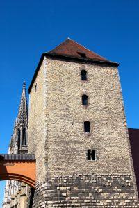 Römerturm in Regensburg