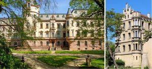 Schloss St. Emmeran und Königliche Villa in Regensburg