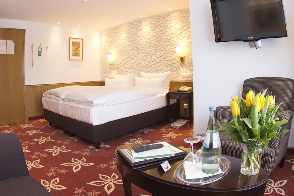 Hotel Jagdhaus Wiese in Schmallenberg: Doppelzimmer Classic