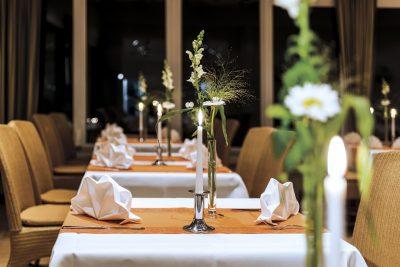 Seehotel Heidehof Klein-Nemerow, Restaurant