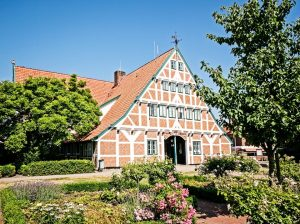 Fachwerkhaus im Alten Land