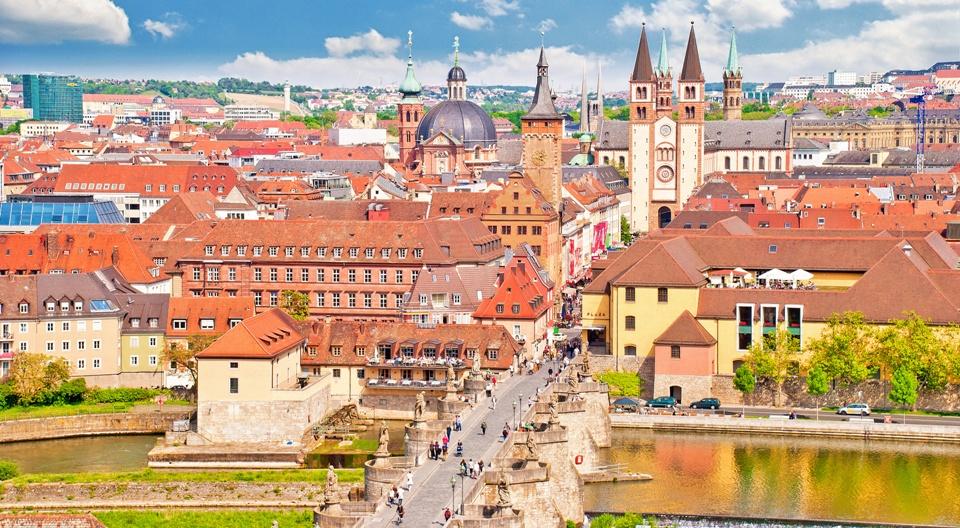 W rzburg und mainfranken von schl ssern wald und wein for Wurzburg pension mit fruhstuck