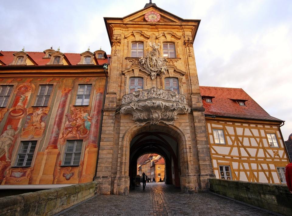 Stadttor in Bamberg