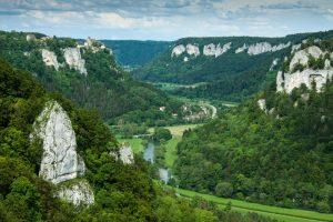 Oberes Donautal bei Tuttlingen