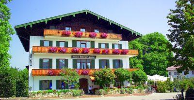 Gasthof Hotel Unterwirt (Eggstätt) Aussenansicht