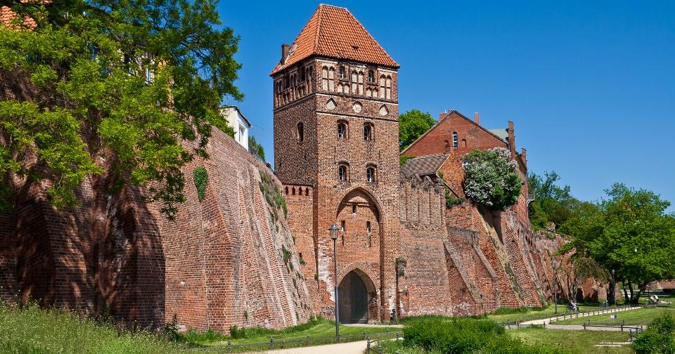 Hansestadt Tangermünde in der Altmark