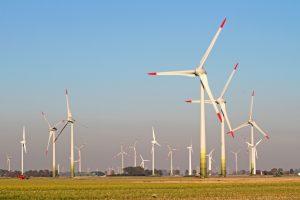 Windkrafträder im Kreis Dithmarschen
