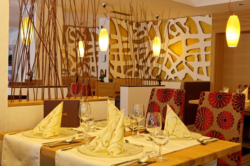 Hotel Reibener Hof (Konzell), Restaurant