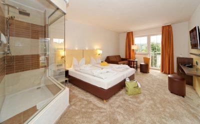 Hotel Reibener Hof (Konzell), Zimmer