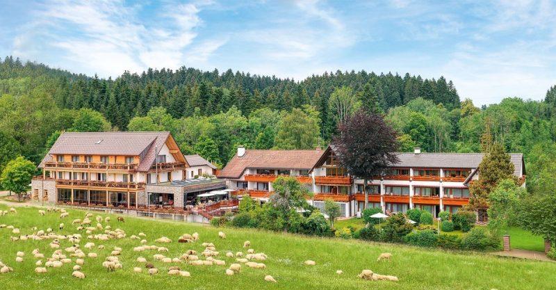 Hotel Grüner Wald (Freudenstadt-Lauterbad), Aussenansicht