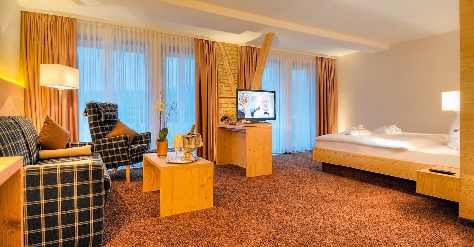 Hotel Grüner Wald (Freudenstadt-Lauterbad), Juniorsuite
