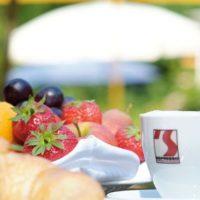 Sommerliches Frühstück im Parkhotel Wolfsburg