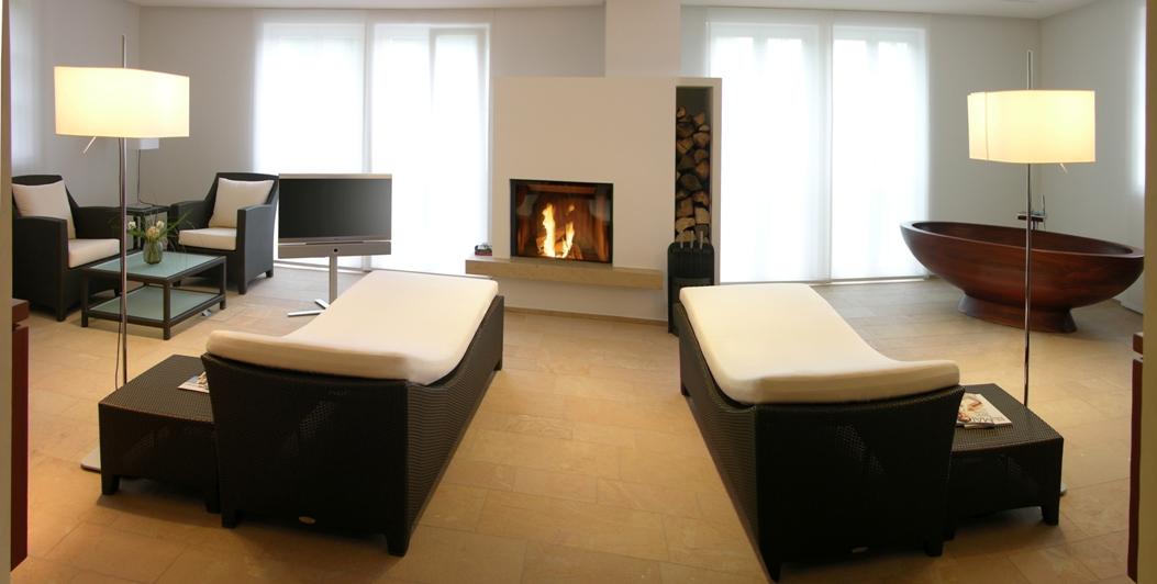 Spa Suite im Romantik Hotel Neumühle