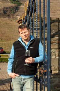 Hans Lüchau vom Weingut Deutzerhof