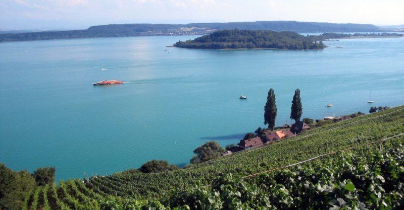 Bieler See, Drei-Seen-Land
