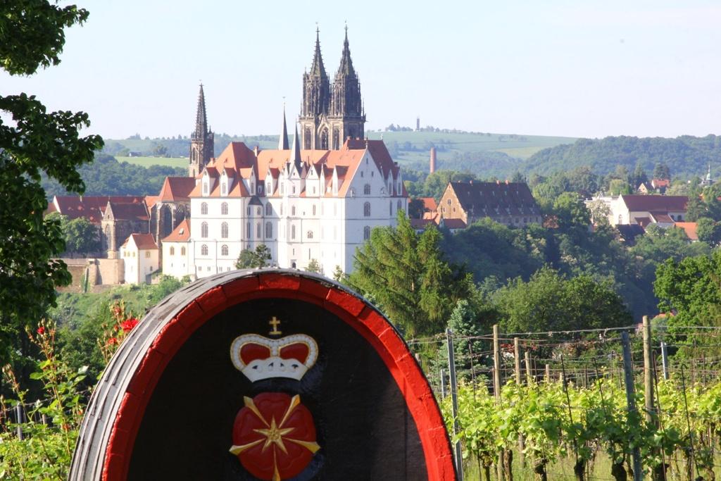 Proschwitz Weihnachtsmarkt.Diera Zehren Sachsen Weingut Schloss Proschwitz Der Varta Führer