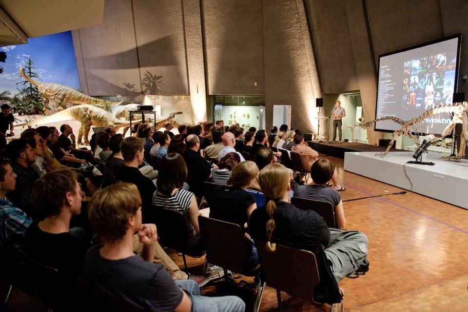 Vortrag bei den Dragon Days Stuttgart