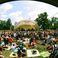 Open Air Konzert Africa Festival Würzburg