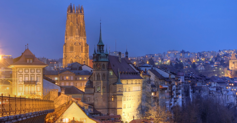 Ein Ausflug ins Mittelalter: Freiburg im Üechtland | Der Varta-Führer